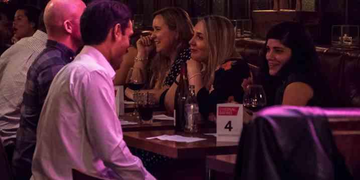 nashville speed dating events