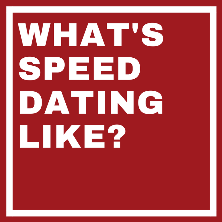 speed dating in my area