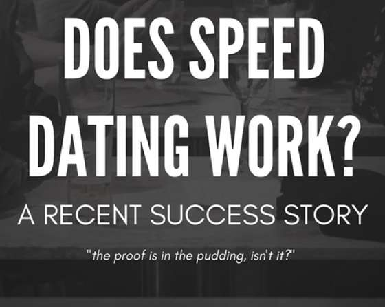 Does speed dating really work spanish dating sites in australia